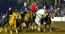 Gala del Bicentenario, un gran espectáculo a caballo en el Parque Padre Hurtado