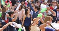 El cierre de la XXIV Semana de la Chilenidad en el Parque Padre Hurtado