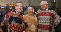 Alcaldes de Las Condes y Vitacura repasaron la historia de los 25 años de la Semana de la Chilenidad
