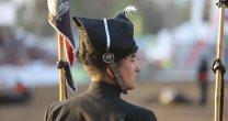 El Cuadro Negro del Ejército una vez más brindó espectáculo en la Semana de la Chilenidad