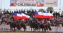 Escuadra Ecuestre Palmas de Peñaflor cerró un exitoso paso por la XXV Semana de la Chilenidad